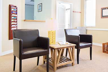 Commonwealth Dentistry | Waiting Area