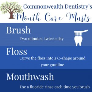 Mouth care musts