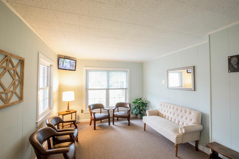 Kenbridge Waiting Room