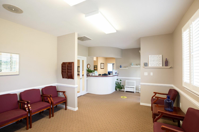 Prince George Waiting Room