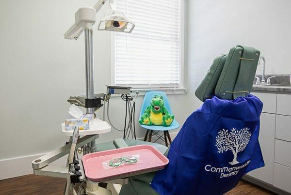 Children's dental chair