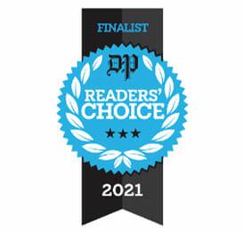 Readers Choice award 2021 Commonwealth Dentistry