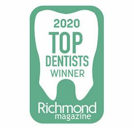 2020 Top Dentist Commonwealth Dentistry